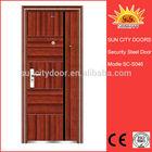 House design steel bar gate door