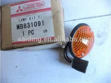 Front Side Turn Signal Lamp Kit For Mitsubishi Pajero V23 V24 V25 V33 V43 V44 V45 V46 4D56 4M40 6G72 6G74 MB831091 Auto Parts