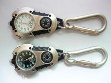 (10 years watch factory)hanging metal watch as golf gift