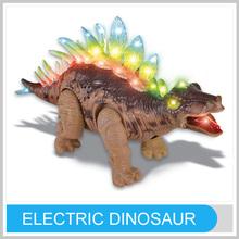 New Design B/O Fun Time Toys Electronic Stegosaurus Dinosaur Toy With EN71
