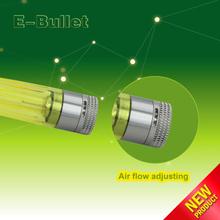 Selling crazy unique e hookah E-Bullet mini atomizer steam stones china supply