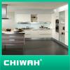 china high gloss uv paint mdf kitchen cabinet design