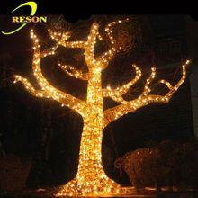 Super bright fabric christmas tree ornaments