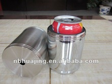 different stainless steel ice buckets jack daniels ice bucket can coolers
