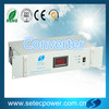 High efficiency DC to DC converter for telecommunication with PWM resonance technology