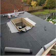 EPDM waterproofing roofing membrane