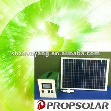 90w solar lighting system for home,solar system,handy solar power system