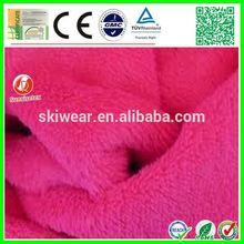 high quality super soft fleece fabric sheep