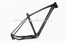 Chinese Manufacturer Mountain Bike Carbon Frame 29er 2014 Ergonomics Design Carbon Mountain Bike Frame