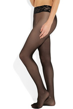 Ultra sheer sexy seemless pantyhose