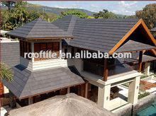synthetic slate/slate roof/interlocking slate
