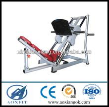 Most Professional Fitness Equipment Gym Machine 45 Degree Leg Press AX8828