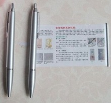 China New Promotional Best Advertise Flyer Pen/Banner Ballpoint