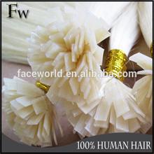 Faceworld hair top quality flip in hair extension