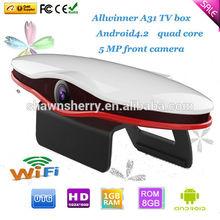 2014 internet tv box quad core tv tuner box for lcd monitor