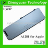 replacement tablet battery for Apple Macbook Pro A1281