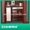 fábrica personalizado sala de mobiliário de madeira armário de canto na china