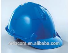 Convenient safety helmet with chin strap