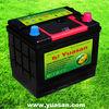 12V60AH SLI Lead Acid Maintenance Free MF Car Battery DIN 60 56069-MF Batterie Auto