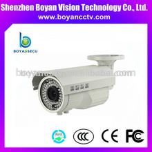 700TVL Cctv Camera With 72PCS LED Aluminium Alloy Housing