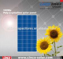 100W solar panel in japan, best price power 100w solar panel