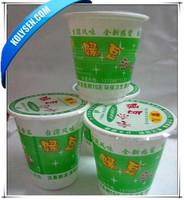 KOLYSEN Easy peel off Cups sealing/lidding film PP/PS plastic cups