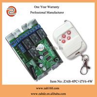 wireless 12v controller transmitter receiver