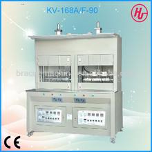 Kv-168a/f-90 schiuma reggiseno pad macchina di stampaggio