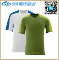 korea wholesale blank plain mesh tennis sport jerseys