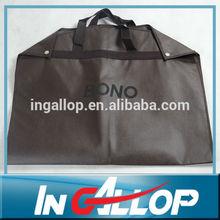wholesale cotton fabric garment bag