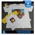 2014 de alta calidad de la prensa del calor de las transferencias para camisas de t se utiliza para las impresoras de inyección de tinta, la bienvenida a oem