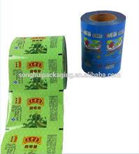 automatic tea packaging film/laminating tea film/tea roll film