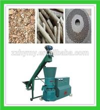 High efficiency tree branches straw pellet making machine
