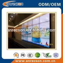ultra narrow bezel 46 inch lcd video wall