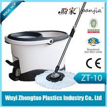 2014 top 360 magic mop design and 360 spin mop head,ZT-10
