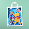 2014 new style waterproof printed shopping plastic bags