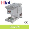 CE cooks meat slicer QR20A manual meat slicer HIRD