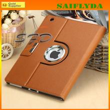 hot selling pu leather 360 rotating case for mini ipad case