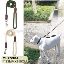 nylon rope dog leash-YL75384