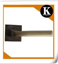 2014 new arrival Economic Door handle for high-end narrow mortise lock hand shaped door knob
