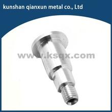 Hot sale precision precision metal drilling and threading lathe par