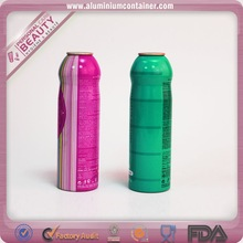 Blank Packaging Aluminum Aerosol Cans Wholesale