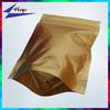 matte gold foil packaging bag for food