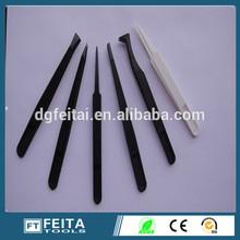 High Quanlity Wholesale ESD plastic eyebrow tweezers