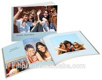 friendship book printing hardcover album printing