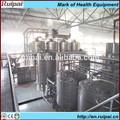 Verduras y procesamiento de jugo de fruta línea de producción con HACCP