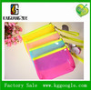 2014 Waterproof transparent PVC cosmetic bags