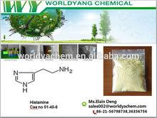 High quality Histamine cas no.51-45-6