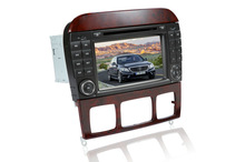 for mercedes s class W220 touch screen car stereo