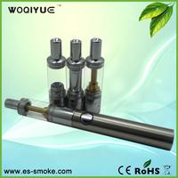 2014 original design 3-in-1 chamber e cig glass dome vaporizer pen with huge vapor